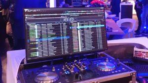 Met behulp van Pioneer Recordbox met meer dan 27.000 muziek titels wordt het evenment bediend van een ruime pallet muzikale smaken.